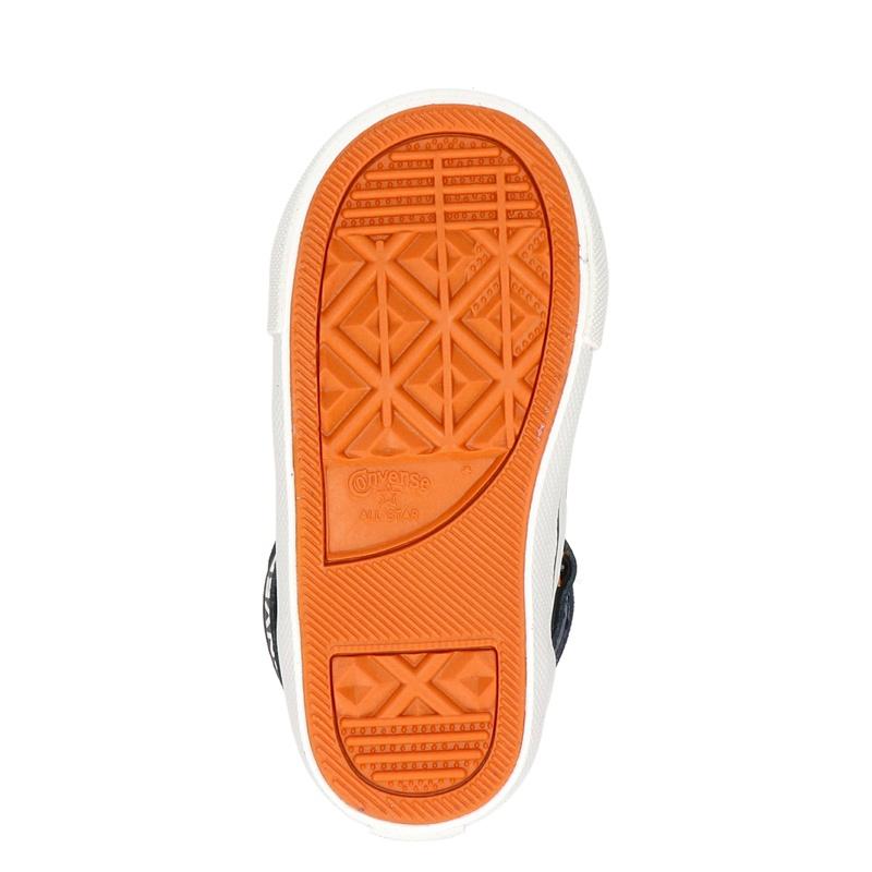 Converse Twist Pro Blaze Strap - Hoge sneakers - Blauw