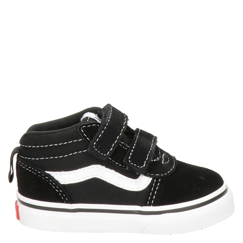 Vans TD Ward Mid V - Klittenbandschoenen - Zwart