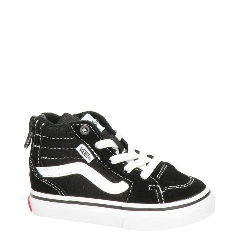 Vans Filmore Hi Zip - Hoge sneakers - Zwart