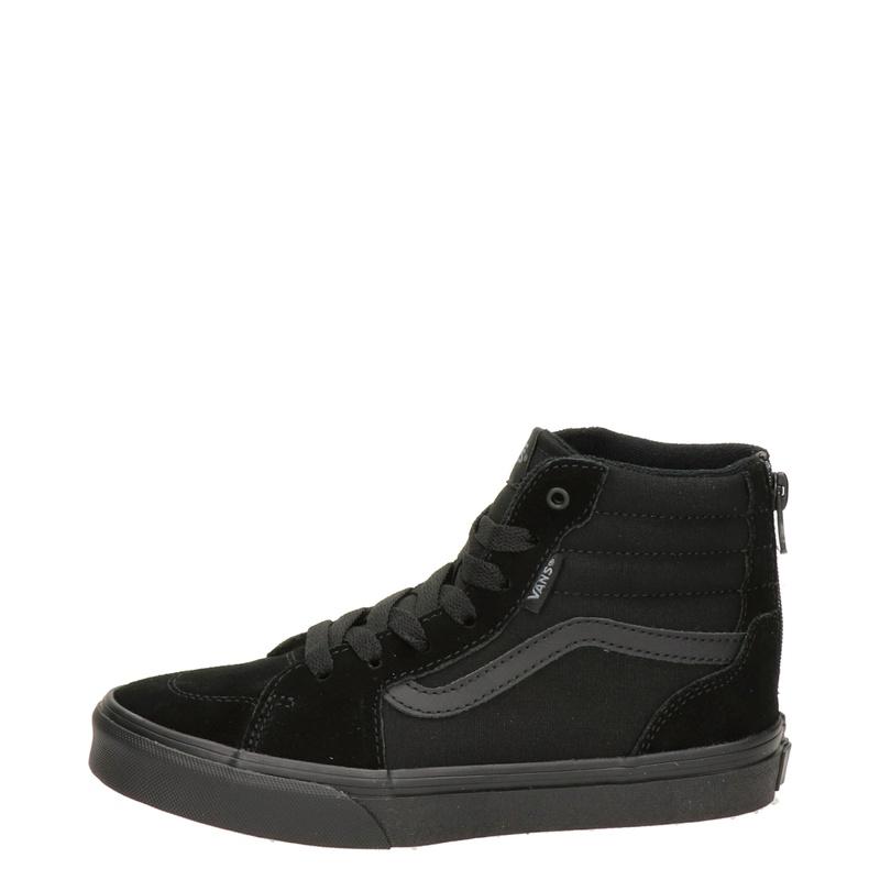 Vans Filmore High - Hoge sneakers - Zwart