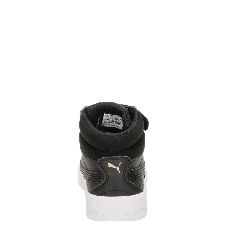 Puma Carina Mid - Hoge sneakers - Zwart
