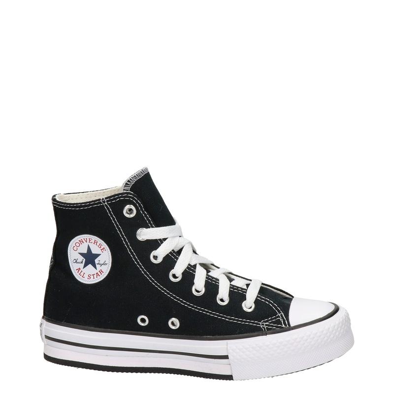 Converse EVA Platform Chuck Taylor All Star - Hoge sneakers - Zwart