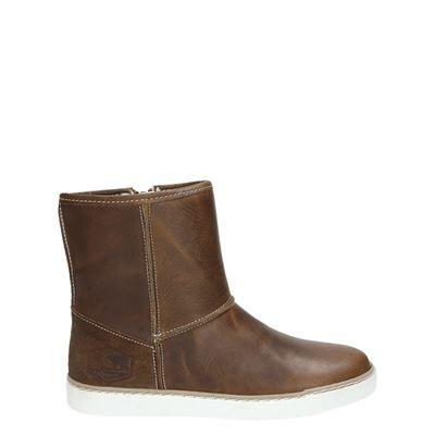 Hobb's jongens/meisjes laarsjes & boots cognac