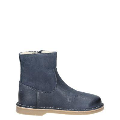 Orange Babies jongens/meisjes laarsjes & boots blauw