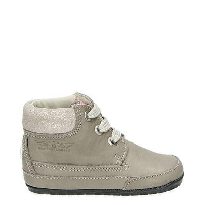 Shoesme jongens/meisjes babyschoenen taupe