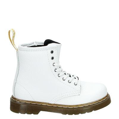 Dr. Martens jongens/meisjes laarsjes & boots wit