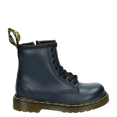 Dr. Martens jongens/meisjes laarsjes & boots blauw