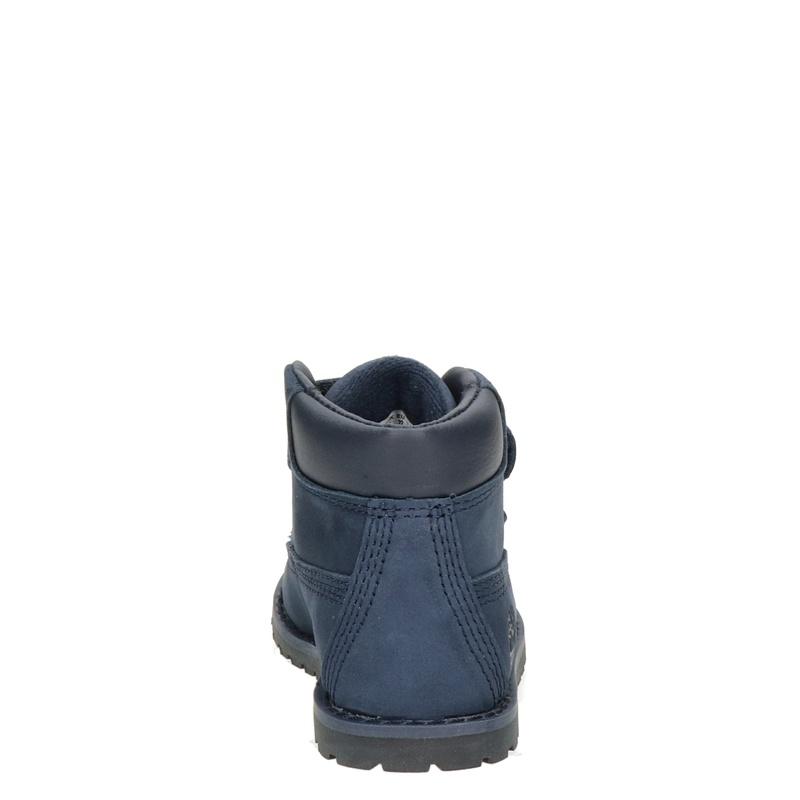 Timberland Pokey Pine - Rits- & gesloten boots - Blauw