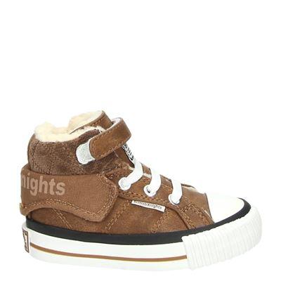 British Knights jongens/meisjes sneakers cognac