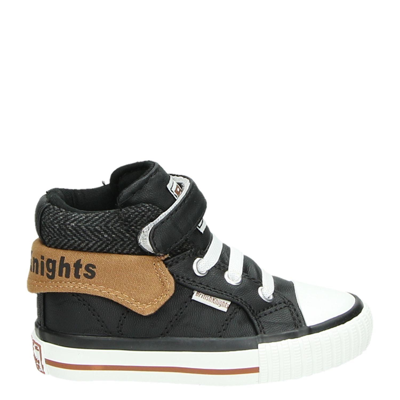 7b00d7da1cb British Knights jongens/meisjes hoge sneakers multi