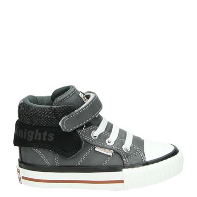 British Knights jongens/meisjes sneakers grijs