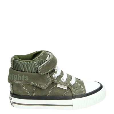 British Knights jongens/meisjes sneakers groen