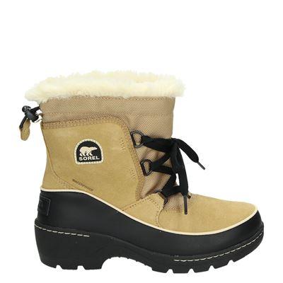 Sorel jongens/meisjes snowboots beige