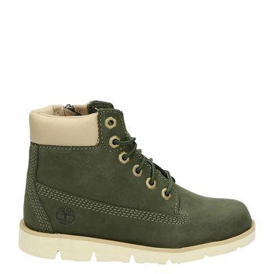 Timberland jongens/meisjes laarsjes & boots groen