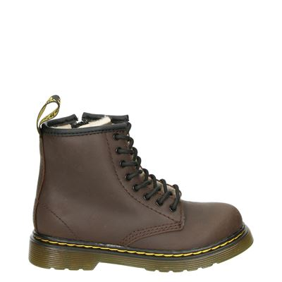 Dr. Martens jongens/meisjes laarsjes & boots bruin