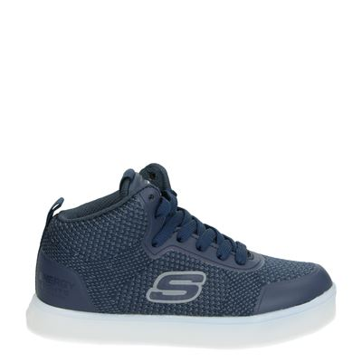 Skechers jongens/meisjes sneakers blauw