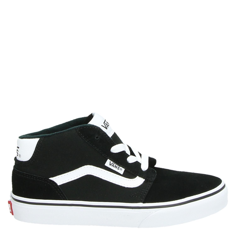 284b3c6440e787 Vans Chapman Mid jongens/meisjes lage sneakers multi