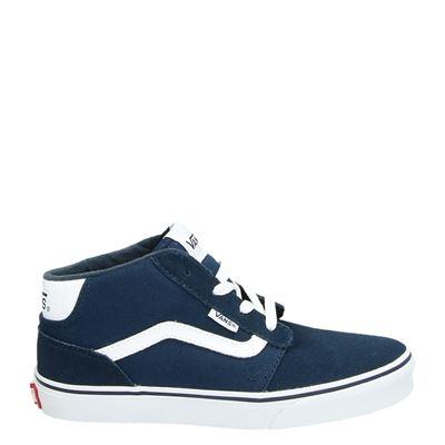 Vans jongens/meisjes sneakers blauw
