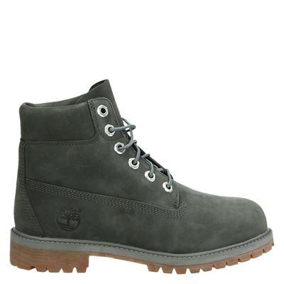 Timberland jongens/meisjes laarsjes & boots grijs