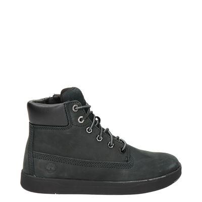 Timberland jongens/meisjes laarsjes & boots zwart