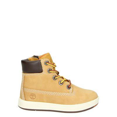 Timberland jongens/meisjes laarsjes & boots geel