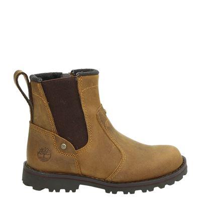 Timberland jongens/meisjes laarsjes & boots cognac
