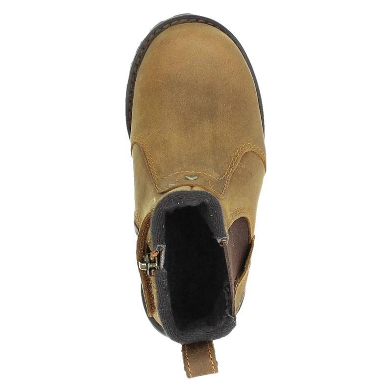 Timberland Asphalt trail - Rits- & gesloten boots - Cognac