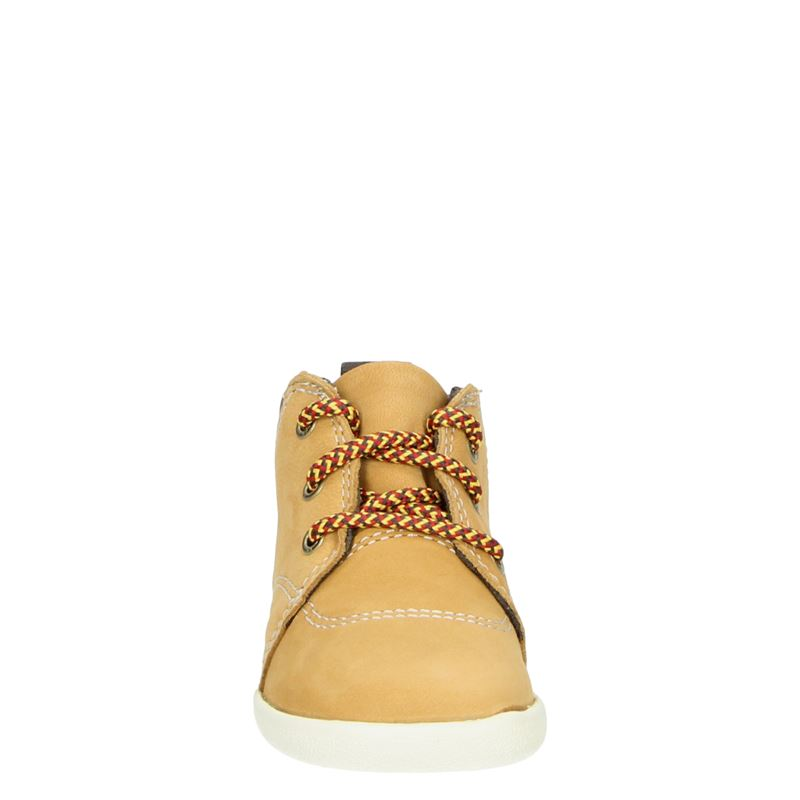 Timberland Tree Sprout - Hoge sneakers - Geel