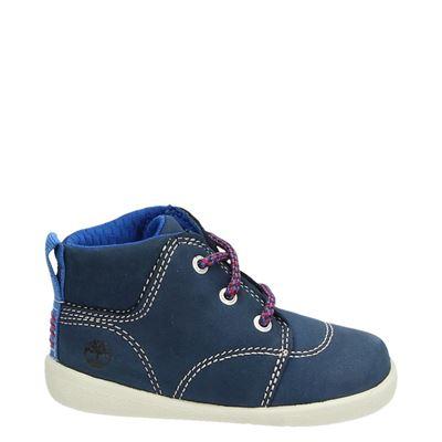 Timberland jongens/meisjes sneakers blauw
