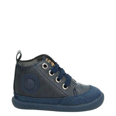 Shoesme jongens/meisjes babyschoenen blauw