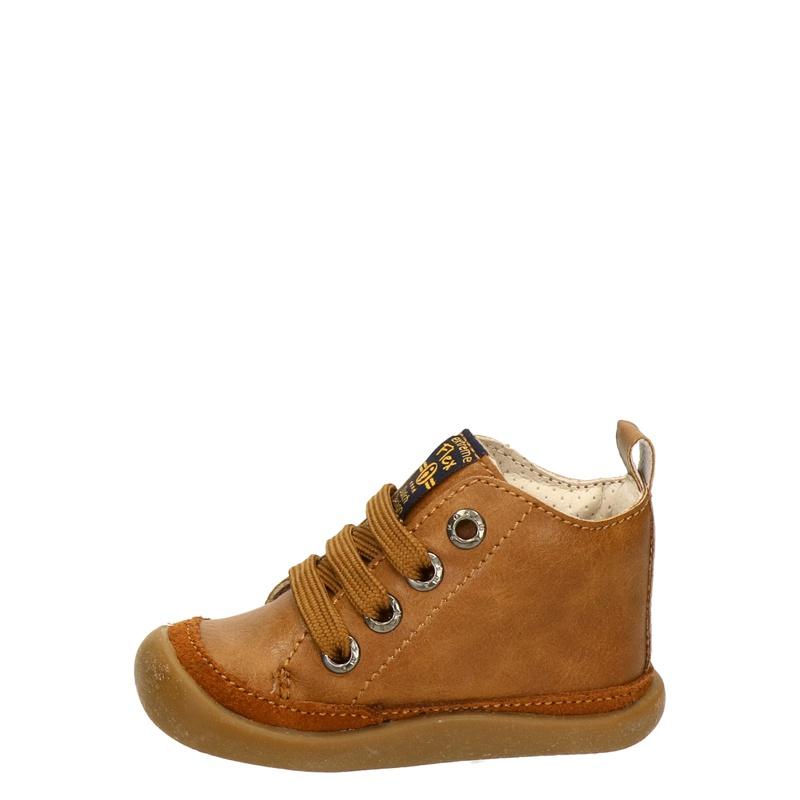 Shoesme BF8W001 - Babyschoenen - Cognac