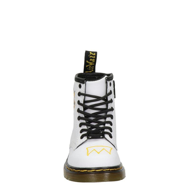 Dr. Martens 1460 Basquiat - Veterboots - Wit