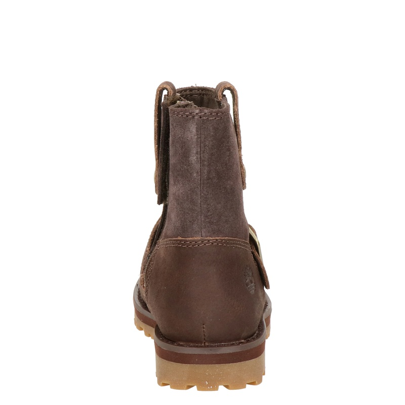 Timberland Courma Biker - Rits- & gesloten boots - Cognac