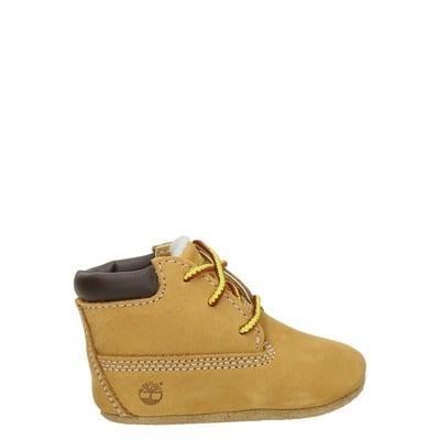 Timberland jongens/meisjes babyschoenen geel