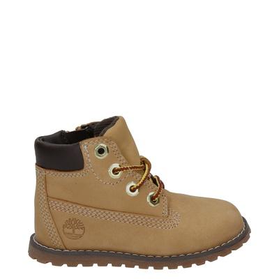 Timberland jongens/meisjes sneakers geel