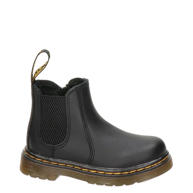 Dr. Martens 2976 - Rits- & gesloten boots - Zwart