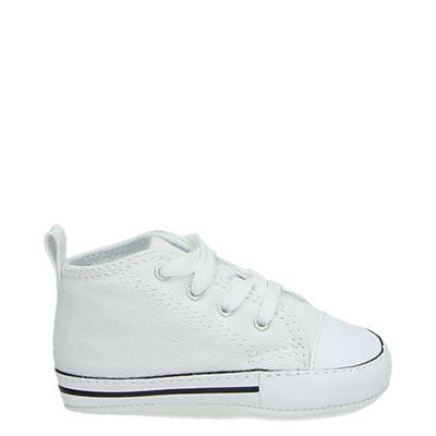 Converse jongens/meisjes babyschoenen wit