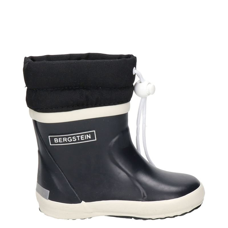 Bergstein - Regenlaarzen - Zwart