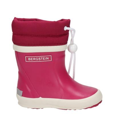 Bergstein jongens/meisjes regenlaarzen roze