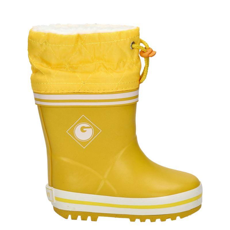 Gevavi Groovy - Regenlaarzen - Geel