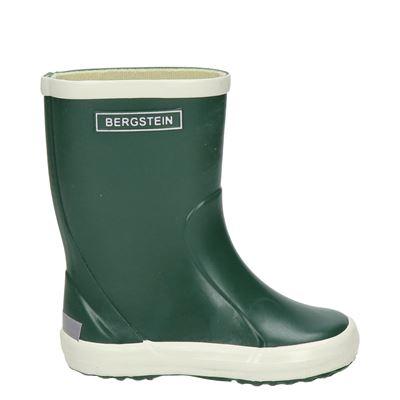 Bergstein jongens/meisjes regenlaarzen groen