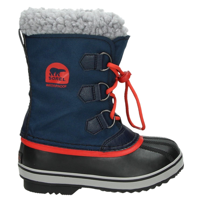 ecbf6a84593 Sorel jongens/meisjes snowboots blauw