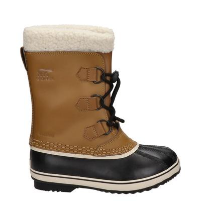 Sorel jongens/meisjes snowboots cognac