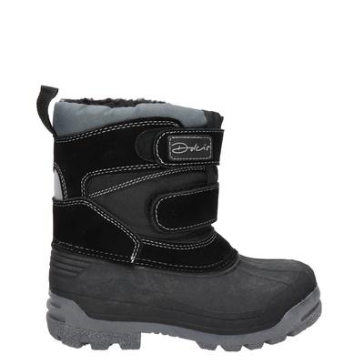 Hobb's jongens/meisjes snowboots zwart