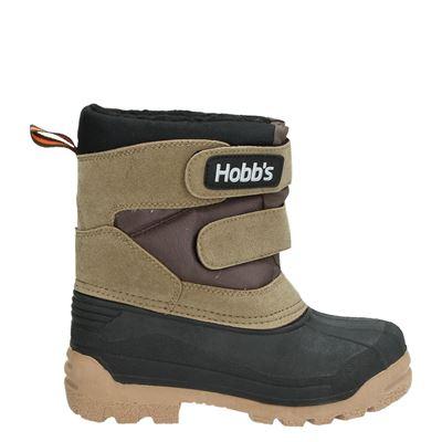 Hobb's jongens/meisjes snowboots beige