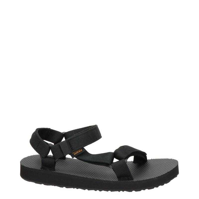 Teva - Sandalen - Zwart