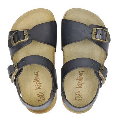 Kipling Easy 4/50 sandalen grijs