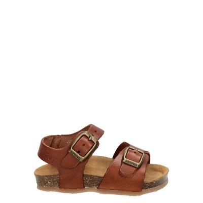 Kipling jongens/meisjes sandalen cognac