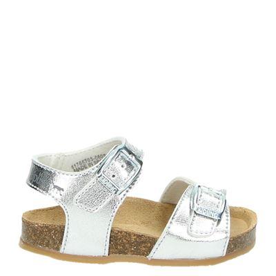 Kipling jongens/meisjes sandalen zilver