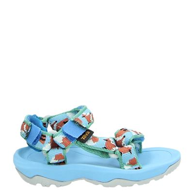 Teva jongens/meisjes sandalen blauw